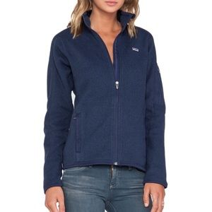 Vintage Patagonia Better Sweater fleece jacket